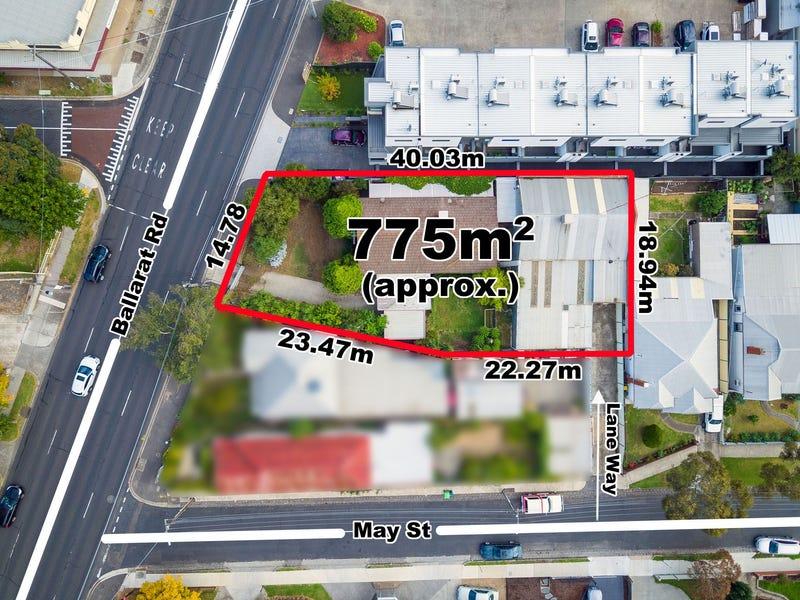 272 Ballarat Road, Footscray