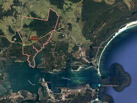 00 Non Urban Land, North Arm Cove, NSW 2324