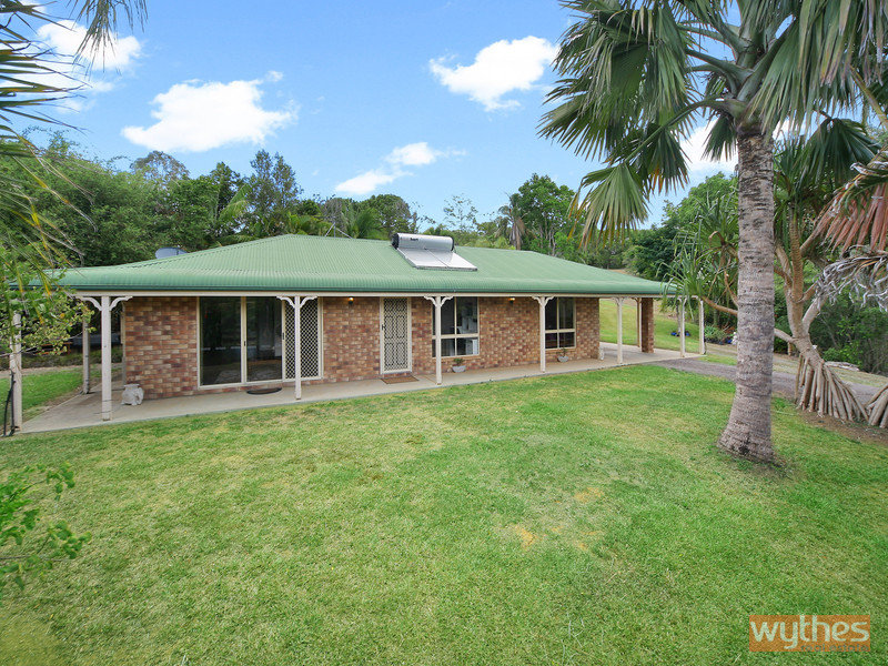 255 Uhlmanns Road, Federal, Qld 4568