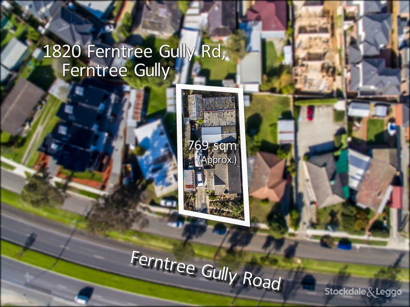 1820 Ferntree Gully Road, Ferntree Gully, Vic 3156