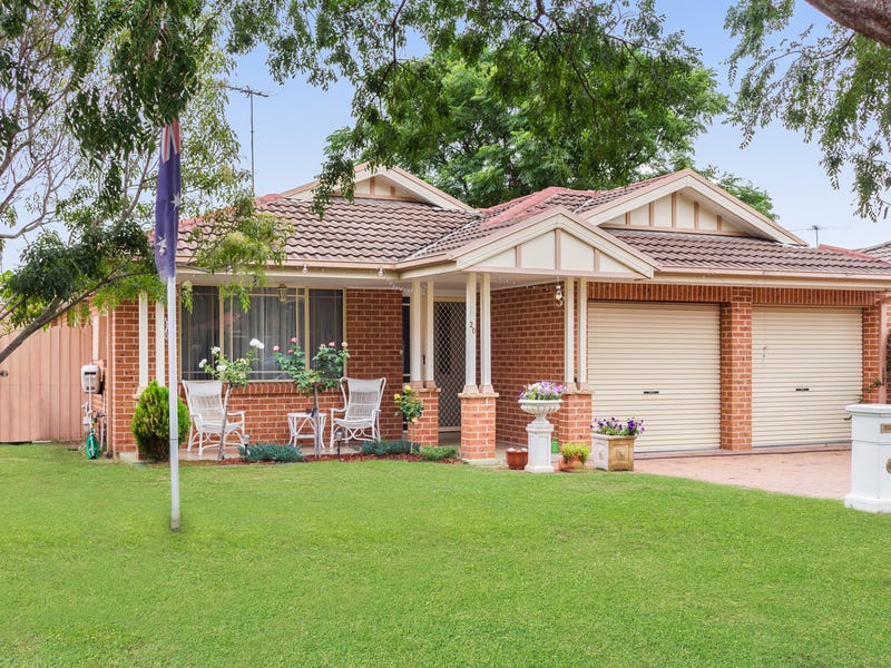 20 Wombeyan Court, Wattle Grove, NSW 2173