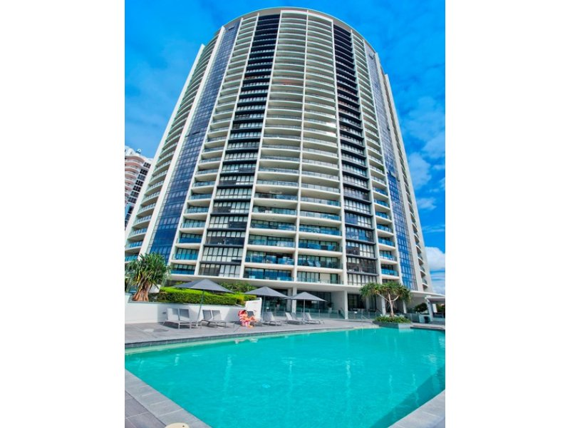 909/22 'Sierra Grand' Surf Parade, Broadbeach, Qld 4218