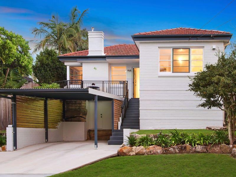 43 Sugarloaf Crescent, Castlecrag, NSW 2068
