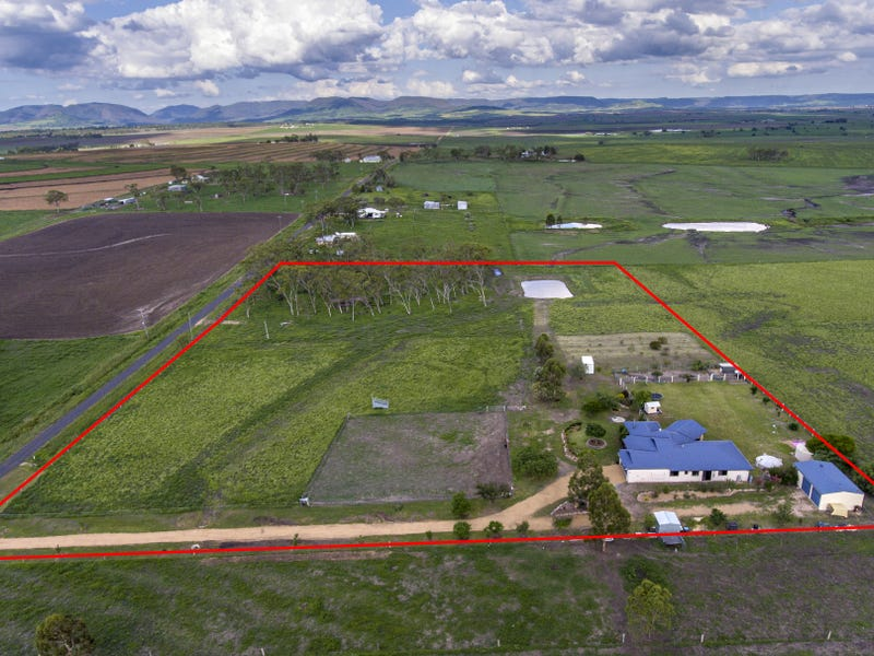 498 Roona Rd, Junabee, Qld 4370