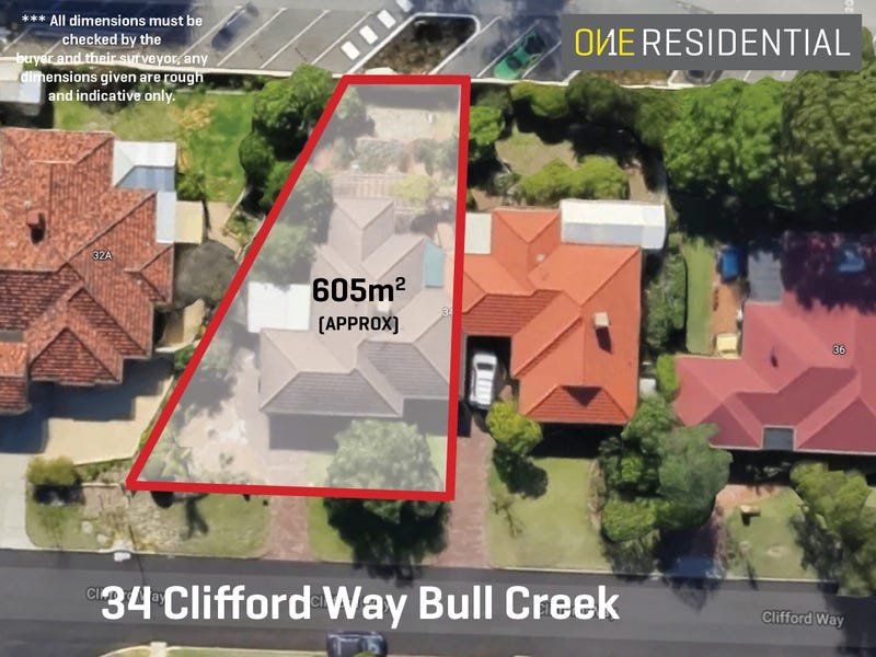 34 Clifford Way, Bull Creek, WA 6149