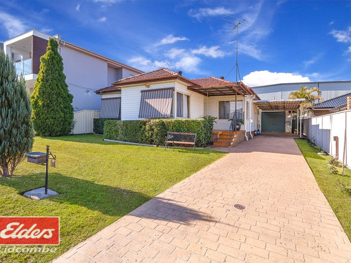 10 GALLIPOLI STREET, Lidcombe, NSW 2141