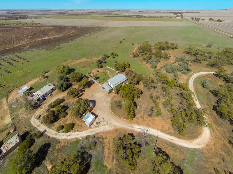 1480 Templeton Road, Mount Templeton, SA 5461