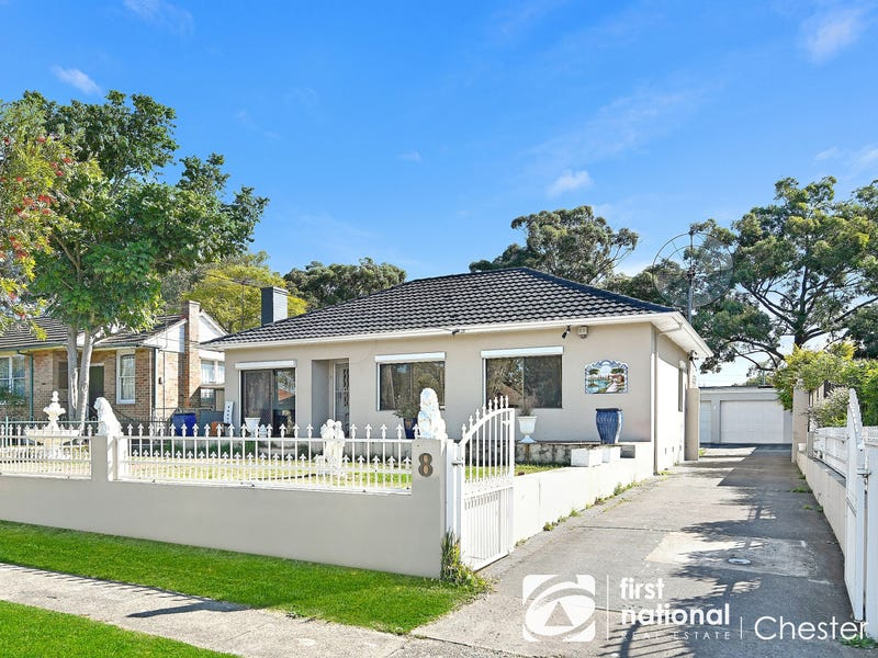 8 Belar Avenue, Villawood, NSW 2163