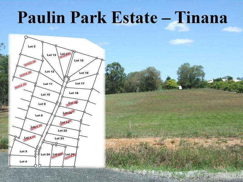 Lot 18, Paulin Park Place, Tinana, Qld 4650