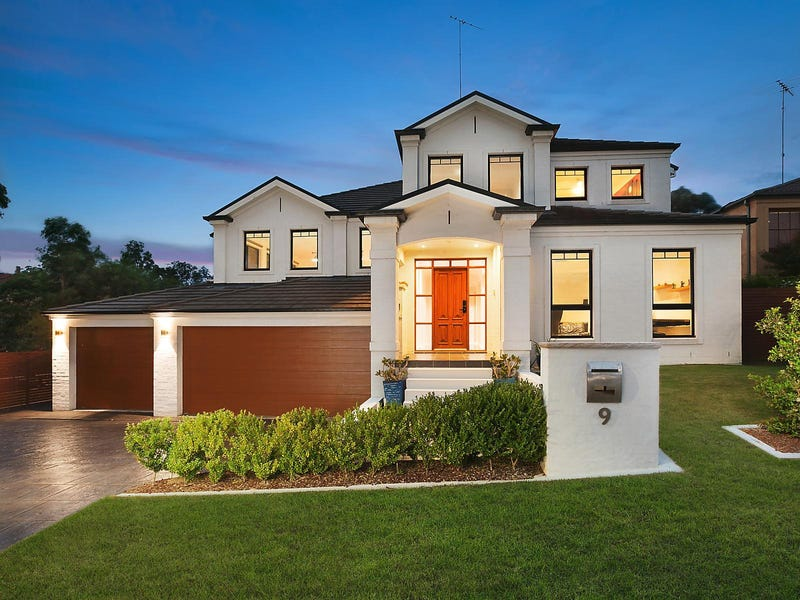 9 Honeysuckle Place, Kellyville, NSW 2155