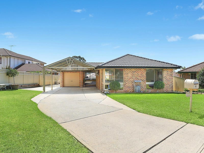 4 Raco Close, Edensor Park, NSW 2176