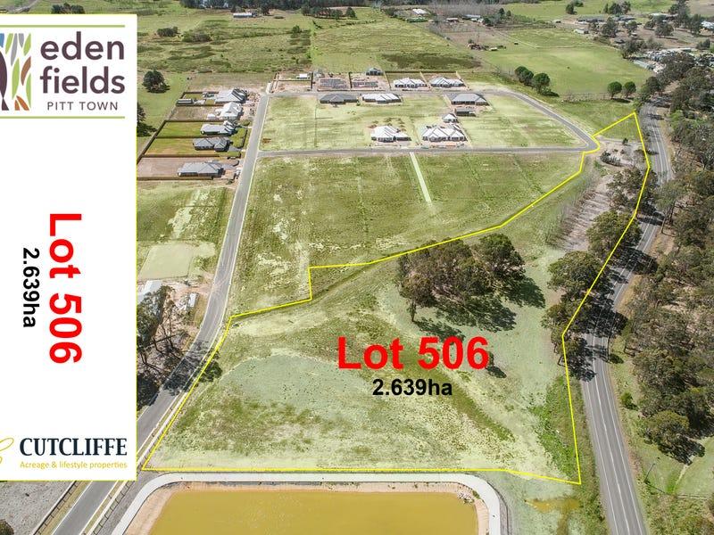 Lot 506 Eden Circuit, Pitt Town, NSW 2756