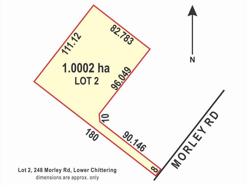 Lot 2, 248 Morley Road, Lower Chittering, WA 6084