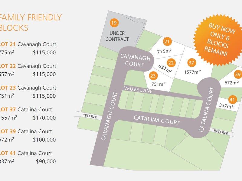 Lot 37 Catalina Court, Ballarat East, Vic 3350