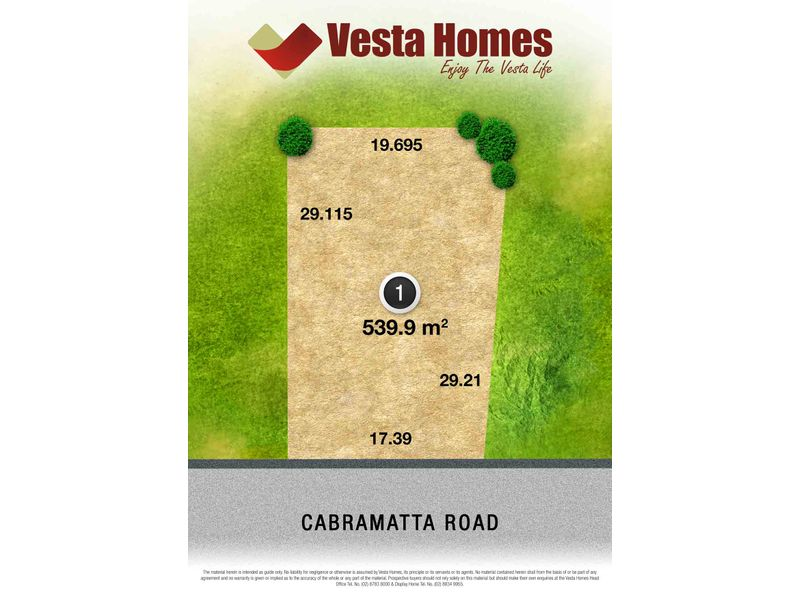 Lot 1                   , Cabramatta Road, Mount Pritchard, NSW 2170