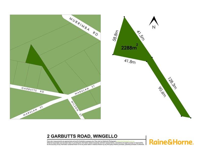 2 Garbutts Road, Wingello, NSW 2579