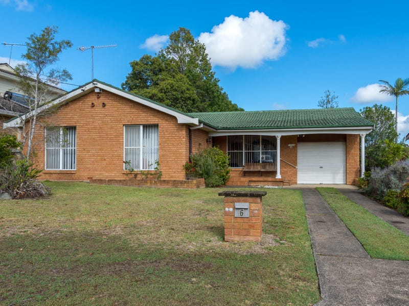 6 Philip Drive, North Nowra, NSW 2541