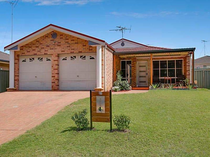 21 Wallan Avenue, Glenmore Park, NSW 2745