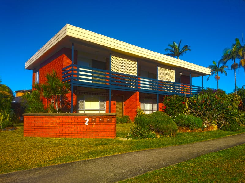 2/2 Phillip Street, Coffs Harbour, NSW 2450