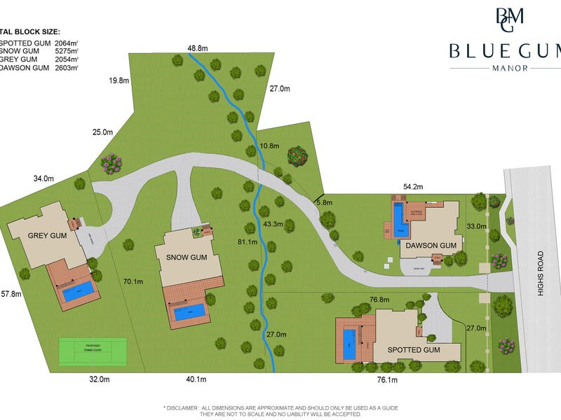 Lot 405 Bluegum Grove, West Pennant Hills, NSW 2125