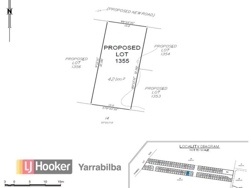 Lot 1355, 366 Chambers Flat Road, Logan Reserve