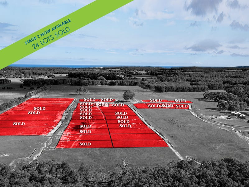 Lot 63 McDermott Parade, Witchcliffe, Margaret River, WA 6285