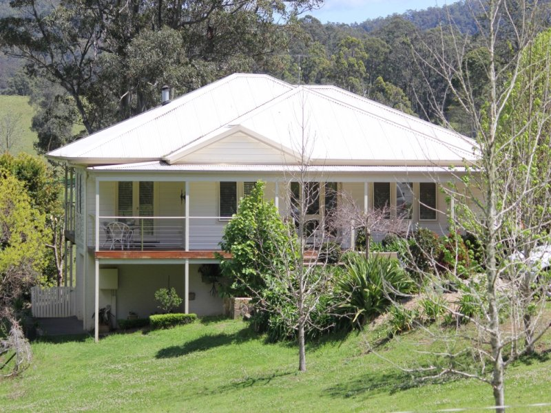 728 Upper Warrell Creek Road, Warrell Creek, NSW 2447