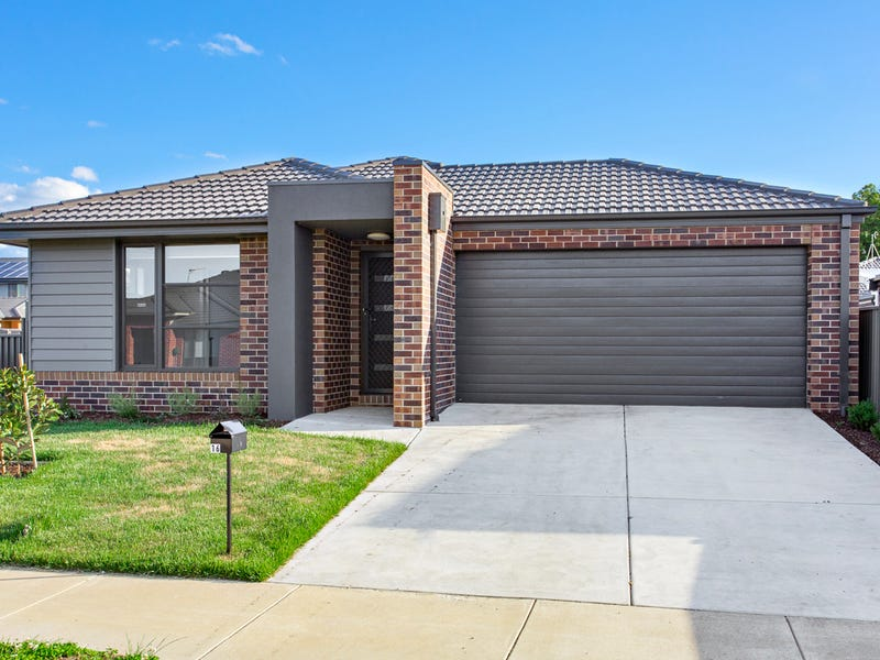 16 Flewin  Avenue, Miners Rest, Vic 3352