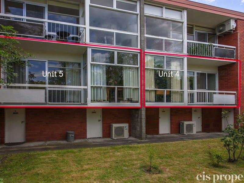 4 & 5/16B Stoke St, New Town, Tas 7008
