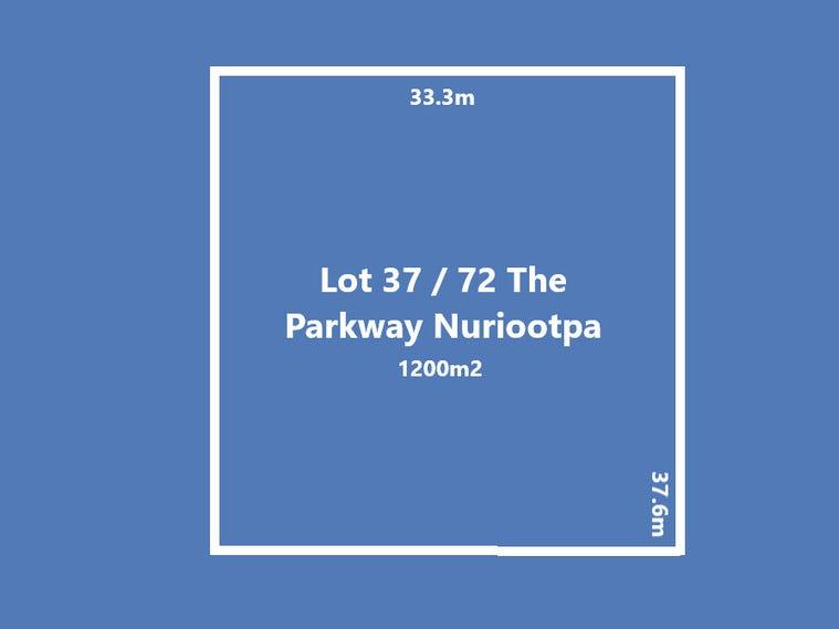 Lot 37, 72 The Parkway, Nuriootpa, SA 5355