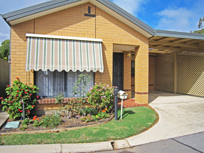 Unit 8, 1 Humphries Terrace, Kilkenny, SA 5009