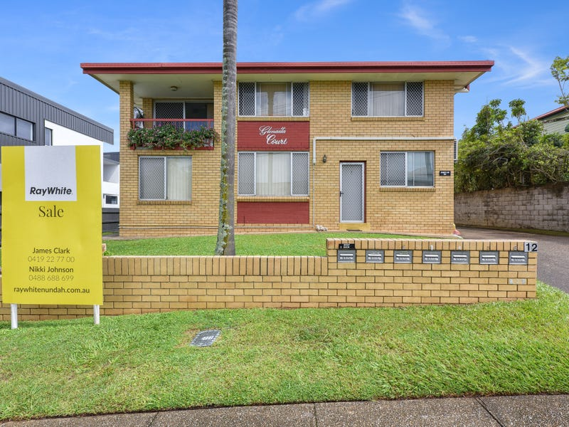 4/12 Windsor Street, Nundah, Qld 4012