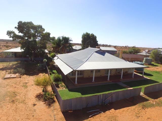 """Langidoon"" Station, Broken Hill, NSW 2880"