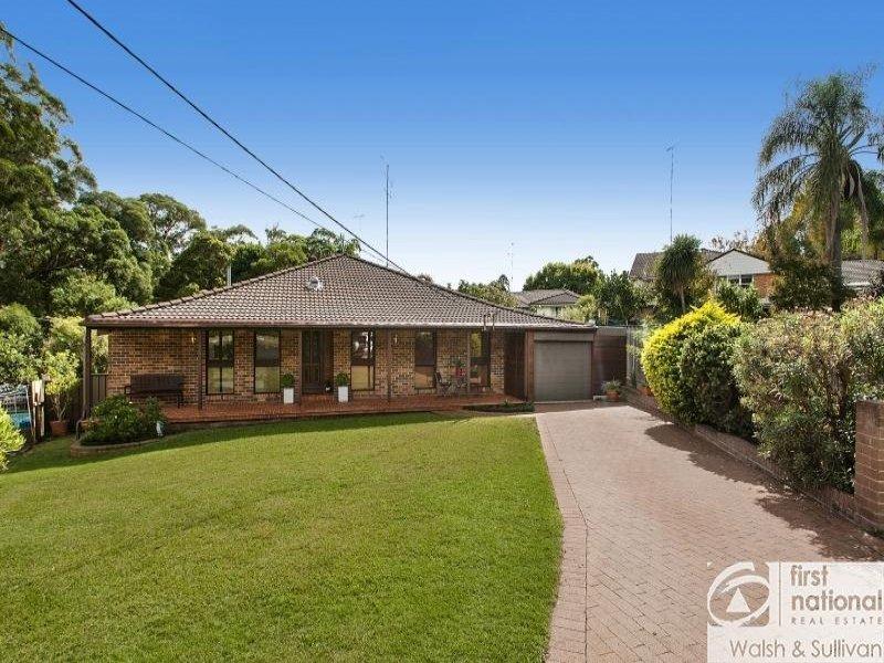 5 Petrizzi Place, Baulkham Hills, NSW 2153