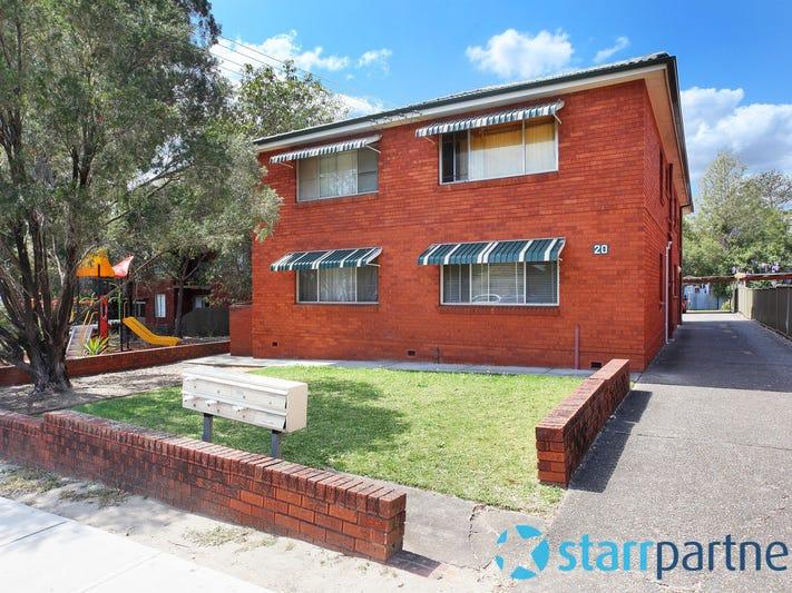 20 Walker Street, Merrylands, NSW 2160