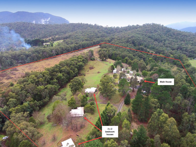 140 Myers Creek Road, Healesville, Vic 3777