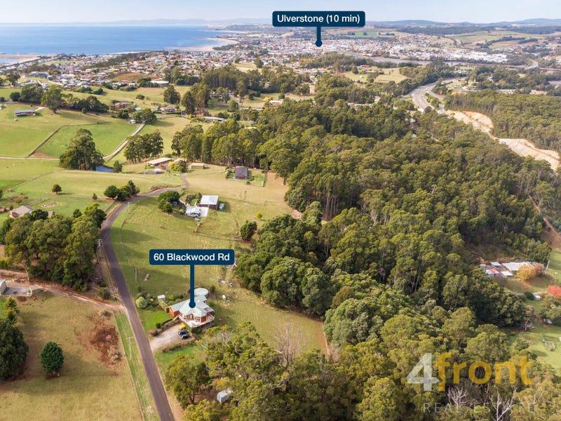 60 Blackwood Road, West Ulverstone, Tas 7315