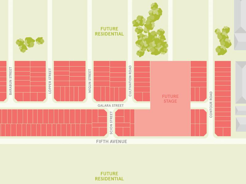 Corner Fifth Avenue and Scion Streets, Austral, NSW 2179