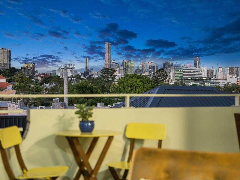6/5 Burt Street, Auchenflower, Qld 4066
