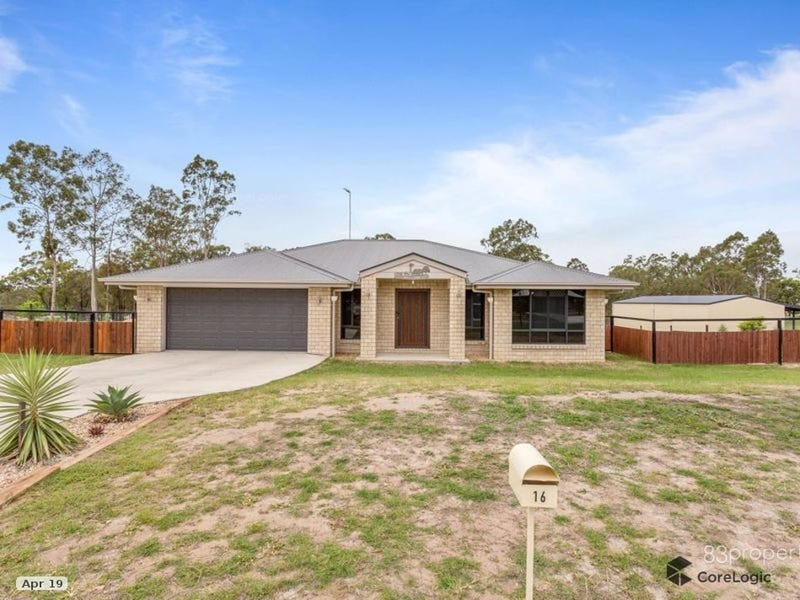 16 Eucalyptus Place, Regency Downs, Qld 4341