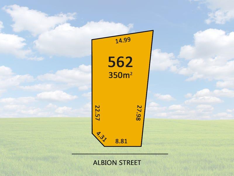 Lot 562 Albion Street Ridgehaven SA 5097