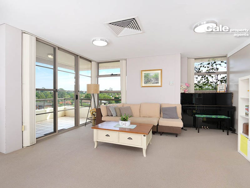 Penthouse 5/36 Victoria Street, Epping