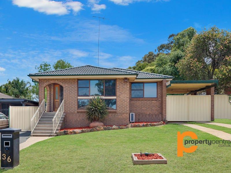 36 Farmview Drive, Cranebrook, NSW 2749