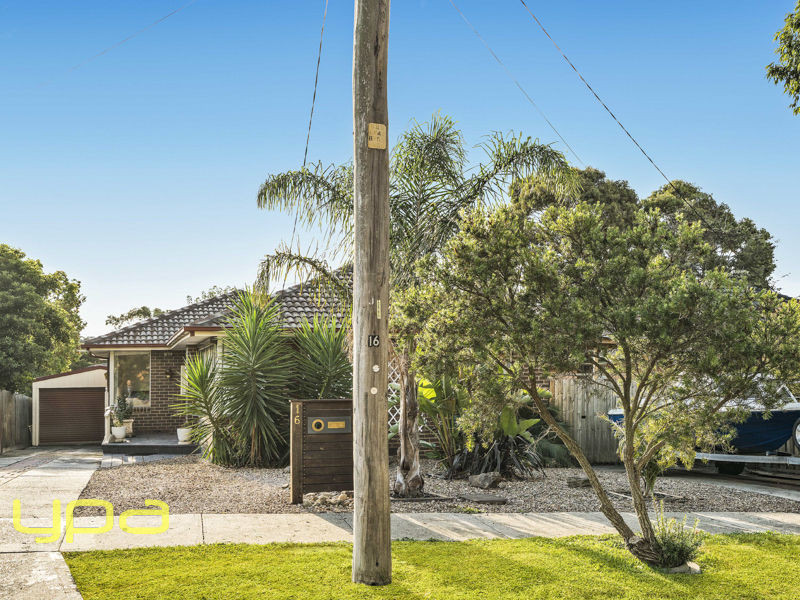 16 Higgins Avenue, Sunbury, Vic 3429