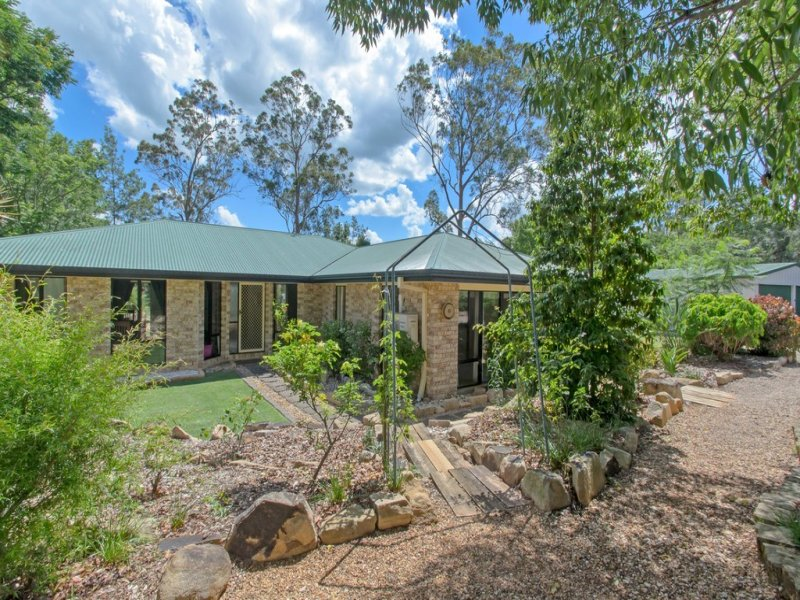 140 Lockyer View Rd, Wivenhoe Pocket, Qld 4306