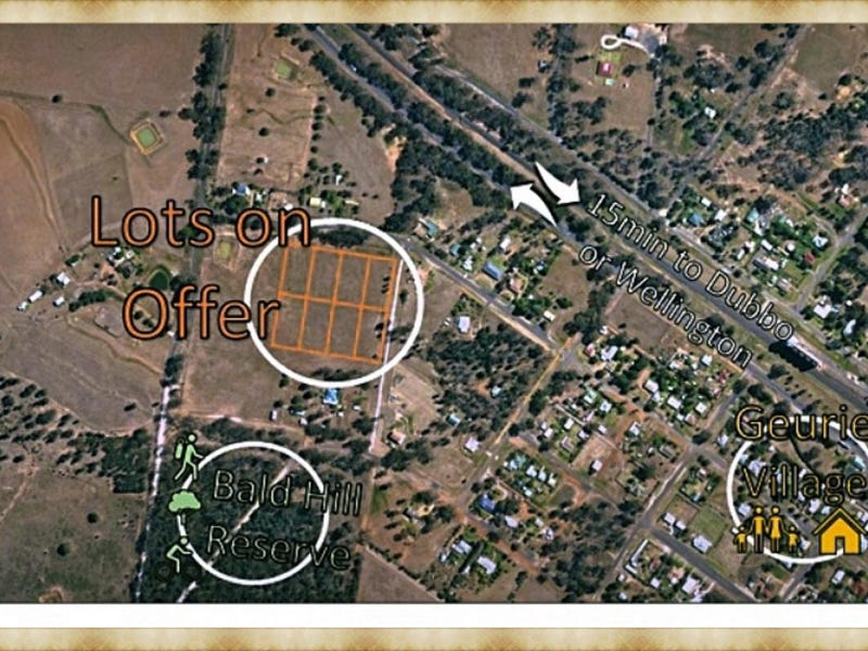 Lot 4, 51 Old Dubbo Road, Geurie, NSW 2818