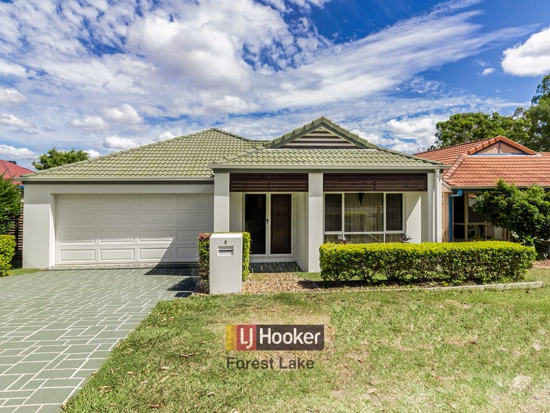 4 Eve Court, Springfield Lakes, Qld 4300