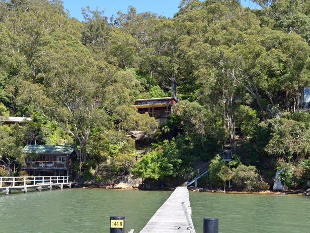 Address available on request, Dangar Island, NSW 2083
