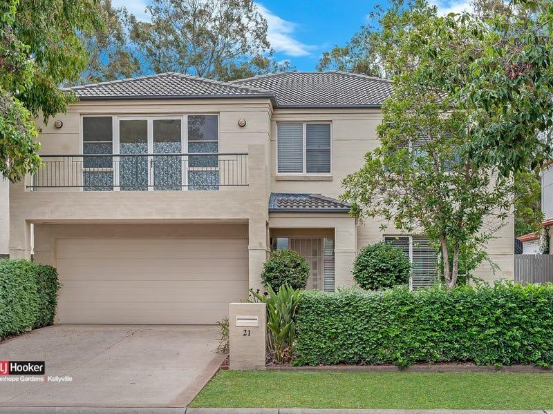 21 Seaford Circuit, Kellyville Ridge, NSW 2155