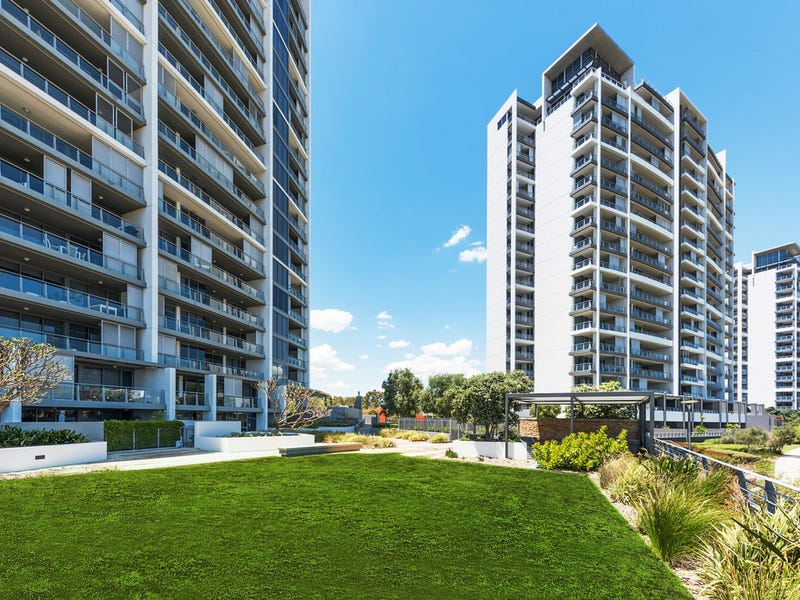 807/96 Bow River Crescent, Burswood